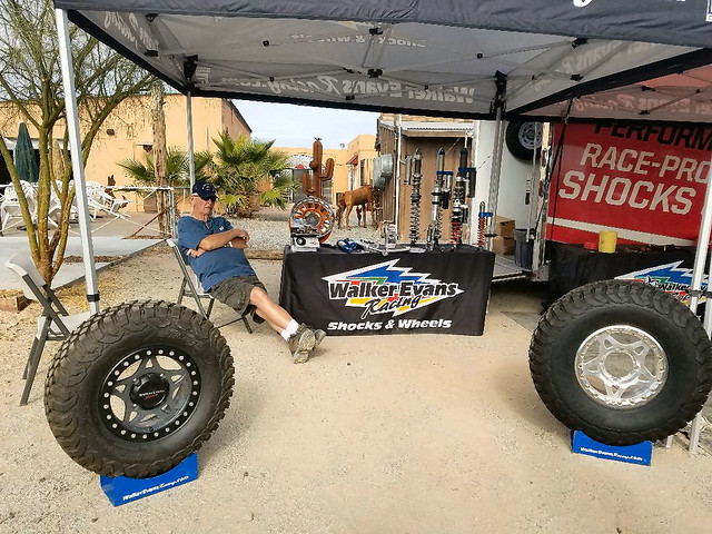 2017 Walker Evans Racing UTV Suspension Clinic – AZ Desert