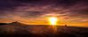 Sundown at the Pilat Dune, South west of France (Fred LP) Tags: sud arcachon pilat dune france sunset sundown sand sky colors love romantic romantique couple night ocean