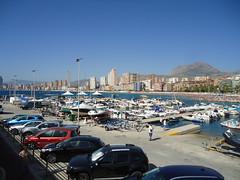 BENIDORM - OCTOBER 2017 (CovBoy2007) Tags: spain espania spanish costablanca benidorm mediterranean med beach beaches port marina yachts yacht boats boat beachfront sea ocean poniente gay