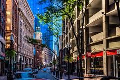 Boston Massachusetts (Kev Walker ¦ 7 Million Views..Thank You) Tags: americanrevolution architecture boston building canon1855mm canon700d city citycentre digitalart freedomtrail hdr historic massachusetts usa unitedstates