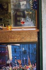 Venetian spriz at venetian bar (AlbertSalihu) Tags: casetello veneziano venezia venetian aperol aperitivo campari spriz