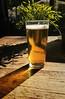 Luz de cebada (Orzaez212) Tags: cerveza birra color iphone bebida alcohol amarillo restaurant drink málaga suncoast luz reflejo ciudad bar urbano raff