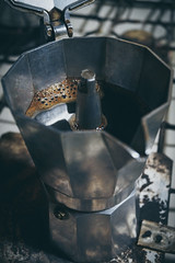 Moka coffee maker | Style Life (IG: @carloparedes) Tags: coffee maker moka cafe style coffeetime mokacoffeemaker coffeemaker