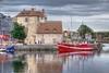 18 La vieja aduana, Honfleur (JuanmaMateos) Tags: bretaña normandía francia atlántico faros acantilados pseudohdr viaje puerto