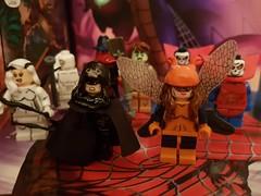 Marvel Night Shift: latest two = Shroud and Gypsy Moth (nathanbeer) Tags: marvelnightshift legomoc marvelsupervillains legomarvelsuperheroes