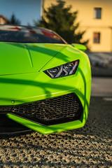Caged beast: Lamborghini Huracàn Spider (lu_ro) Tags: caged beast auto car hypercar automotive supercar italian italy modena sony a7 50mm samyang hoya lp 6104
