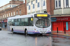 First MX06VNB (Mike McNiven) Tags: manchester tfgm transport train bus bolton