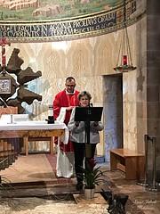 12 - Szentmise a Nemzetek templomában / Svätá omša v Bazilike Agónie