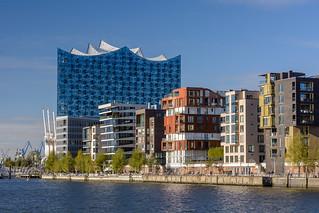 Hamburg Grasbrookhafen
