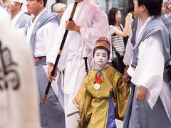 Festival ..Gion Matsuri ..Kyoto Japan 2017 (geolis06) Tags: geolis06 asia asie japan japon 日本 2017 kyoto gionfestival gionmatsuri patrimoinemondial unesco unescoworldheritage unescosite olympuscamera portrait costume clothe traditonnel traditionnal enfant child