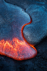 S (Piriya Pete Wongkongkathep) Tags: lava surface flow hawaii bigisland