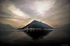 The  island (IVAN 63) Tags: monteisola lagodiseo lake water