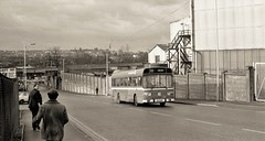 35 years ago..... (Lost-Albion) Tags: unitedcounties nbc leylandnational ovv519r luton bedfordshire pentax 1982