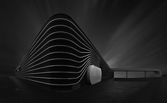 The Whale Building (sgsierra) Tags: ebuilding fine art blanco y negro bn black white vitoria euskadi país vasco arquitectura architecture nikon d810 1424