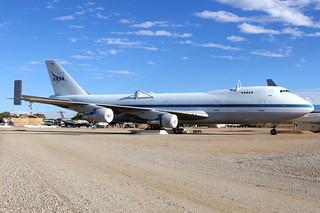 NASA   Boeing 747-100SR   N911NA   Palmdale
