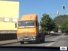 Renault Major - Portugal (Freggs) Tags: renault major portugal n13 bobtail