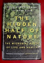 The Hidden Half Of Nature (Earthworm) Tags: book permaculture microbiology soilscience gardening