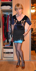 DSC_0012r (magda-liebe) Tags: travesti crossdresser stockings highheels french