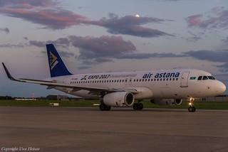 Air Astana P4-KBE 1