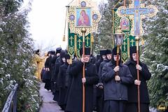 29. Блгв. кн. Александра Невского в Богородичном 06.12.2017