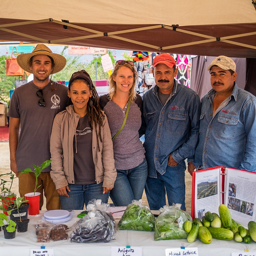 Rancho Cacachiles (Cameron, Leilani, Jessica, Benigno, Juan Carlos)