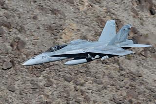 F/A-18C XE-333 'Vampires'