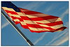 American Flag (Karen McQuilkin) Tags: american flag americanflag wave justice liberty proud