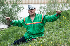 Oblas-05 (Polina K Petrenko) Tags: river boat khanty localpeople nation nationalsport nature siberia surgut tradition traditionalsport
