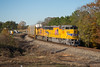 One more Shot (ajketh) Tags: up union pacific emd sd60m ac44cw 6750 2330 auto rack train bmw bavarian motor works fall afternoon november 28t jonesville sc south carolina triclops