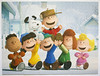Frosty-Weather Friends (my title-none provided) ~ Peanuts Worldwide LLC (pau_hana_puzzlers) Tags: peanutsgang charliebrown snoopy franklin lucyvanpelt linusvanpelt peppermintpatty sallybrown