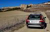 Urueña (Valladolid) (Jose Luis RDS) Tags: urueña valladolid castilla castillo rx rx10 sony volvo xc70