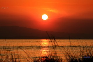 Gazing a Romantic Sunset ☀Thermaikos Bay (Thessaloniki, Greece) ☀