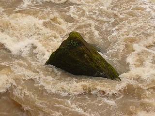 Felsberg im Strom