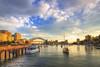 Lavender Bay (S♡C) Tags: evening sunset lavenderbay sydney northsydney harbour jetty sydneyharbourbridge wharf lavenderbaywharf