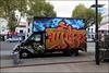 2Rise (Alex Ellison) Tags: 2rise gw lorry boxtruck whitechapel eastlondon urban graffiti graff boobs