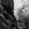 In Canyons 137 (noahbw) Tags: capitolreefnationalpark d5000 grandwash nikon utah abstract autumn blackwhite blackandwhite bw canyon desert erosion landscape minimal minimalism monochrome natural noahbw rock square stone