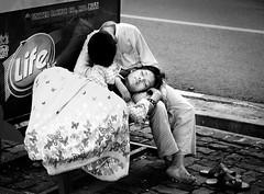 That. Is. Life (ajecaldwell11) Tags: mandalay ankh street people sleeping bw myanmar blackandwhite xe2 fujifilm caldwell