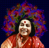shri mataji (Joelstuff V4) Tags: sahajayoga guru shri mataji photoshop colourful mandala
