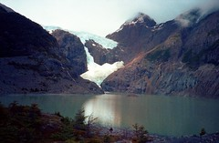 untitled by castles of forestry - Glacier! Lake! Man! Wow!  Follow me on the Instant Graham: @ernestohemingwayo