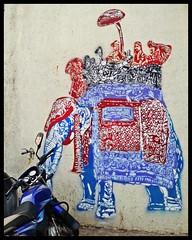 Wall Art @ Sassoon Docks Mumbai (indianature13) Tags: startmumbai sassoondocks sassoondockartproject 2017 november indianature mumbai bombay maharashtra india streetart wallart graffiti publicart wallartmumbai colaba fishmarket fishingwharf fish fisherfolk koli art culture mural painting society urban city