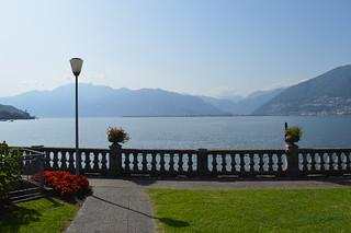 Il Lago Maggiore a Magadino - Gambarogno (Canton Ticino - Svizzera)