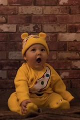 Ethan as Pudsey (Mark240590) Tags: babyportait portrait babypudsey baby pudsey childreninneed