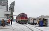 LEG 132 109 | Kiel Nordhafen (Bahn Sascha) Tags: eisenbahn ludmilla leg