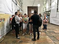 6 - Zarándokok a Születés templomában / Pútnici v Bazilike Narodenia Pána