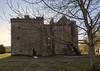 Huntingtower Castle Perth_MG_4933 (ronniefleming@btinternet.com) Tags: tripadvisor scotland castle perthshire perthkinross haunted sunlight sunray vistitscotland historicscotland trees staircase walkhighlands
