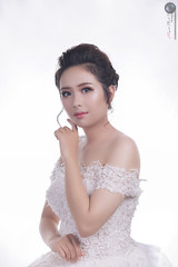 【Beauty shooting 】 (Huỳnh MiNH Trí) Tags: shooting modeling portrait styling lighting beauty professional gorillazs photographer art women dream bride design color feeling makeup