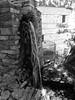 Black & white photography ! (Eleni Deli) Tags: water νερό βρύση πηγάδι πέτρεσ rocks ασπρόμαυρη φωτογραφία blackandwhite photography
