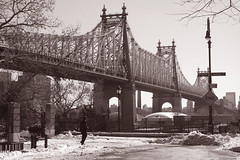 Queensboro Br (sandorson) Tags: queensborobridge manhattan nyc newyork usa cantileverbridge rooseveltisland edkochqueensborobridge 59thstreet woodyallen eastriver queens