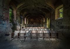 Villa Moglia - Home cinema room