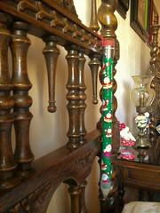 Giant pencil to write short Christmas novels (Gilbert-Noël Sfeir Mont-Liban) Tags: pencil crayon christmas noël weihnachten bed bedroom adornment christmasornaments ornements ornaments